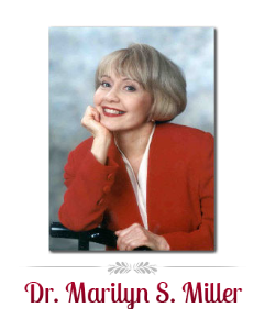 Dr Marilyn S Miller - Stress Management - Rosedale, ON logo